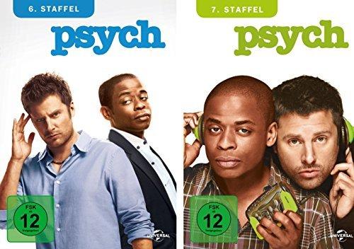 Staffel 6+7 (8 DVDs)