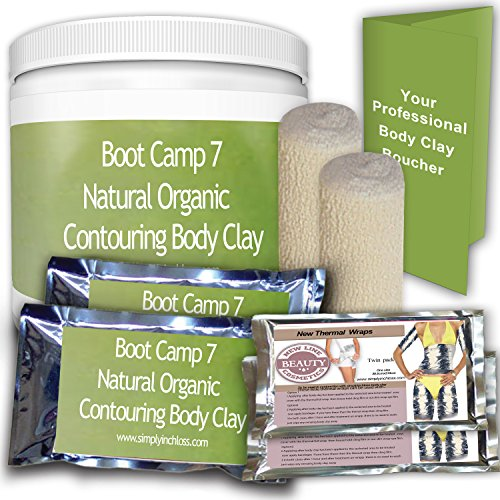 2-contouring-bandage-tums-slimming-inch-loss-body-clay-wrap-cream-spa-kit-15-ltrs