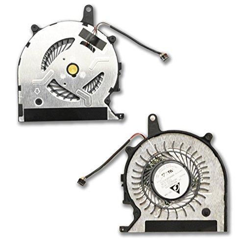 CPU Lüfter für SONY Vaio Pro13 SVP13 SVP132 SVP132A SVP1321 SPV13A ND55C02-14J10 Fan Cooler Kühler - Laptop Weiß Vaio Sony