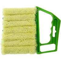 Skyoo Store vénitien Cleaner, Stores Brosse de nettoyage lavable volets Évents de nettoyage à brosse