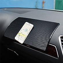 Auto Anti-Rutsch-Matte, Armaturenbrett Antirutschmatte hitzebeständig Auto rutschfest Pad für Handys, Brillen, Schlüssel