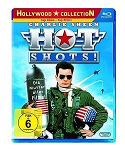 Hot Shots 1 - Die Mutter aller Filme [Blu-ray]
