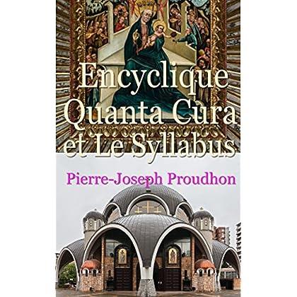 Encyclique Quanta Cura et Le Syllabus (1864)
