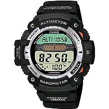 87d91810f614 Casio Reloj Digital para Hombre de Cuarzo con Correa en Resina SGW -300H-1AVER