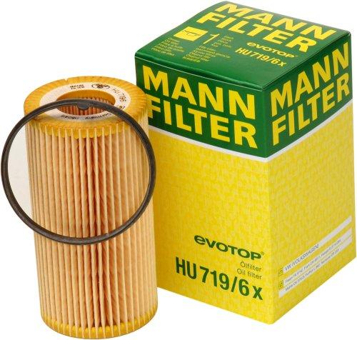 Mann Filter HU 719/6 X Oelfilter, gebraucht gebraucht kaufen  Wird an jeden Ort in Deutschland