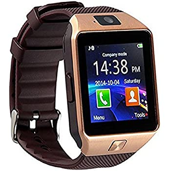 Bluetooth 3.0 Reloj Inteligente con Cámara Smartwatch phone con ...