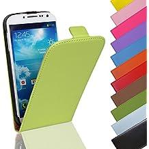 eximmobile–Flip Case Funda para LG en 11colores | PU de piel LG Teléfono Móvil | funda de piel sintética | Cover Funda |–Funda en piel sintética