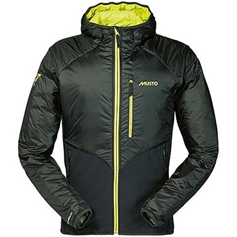 Evolución MUSTO EVO Primaloft Hybrid chaqueta Carbon- - Colour negro, color , tamaño S