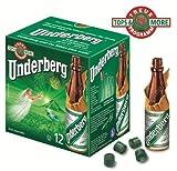 Underberg 12er Schmuckdose 12 x 0,02 Liter