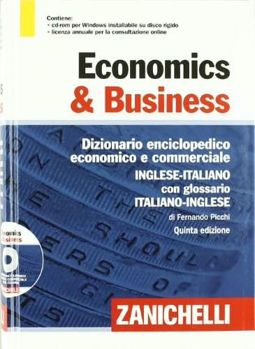 ECONOMICS BUSINESS*PICCHI+CDR 5ED