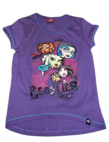 Monster High Mädchen T-Shirt