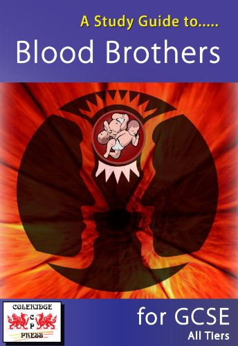 A Study Guide to Blood Brothers for GCSE: All Tiers (English Edition) PDF Books