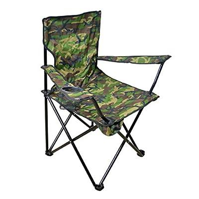 Campingstuhl Anglerstuhl Klappstuhl Faltstuhl 50x50x80cm Reisestuhl Stuhl TARN von SitzfiX auf Gartenmöbel von Du und Dein Garten