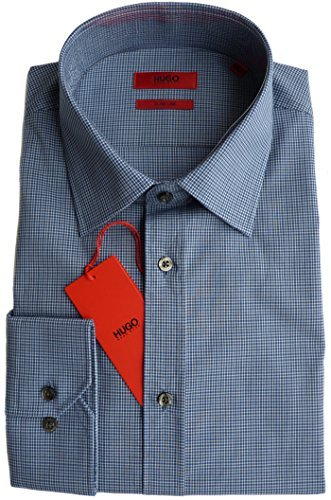 HUGO BOSS RED LABEL Hemd EMIL, 50287922, Gr.XL, SLIM FIT
