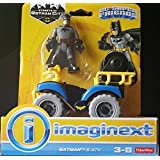 Imaginext 2016 Batman & ATV by Streets Of Gotham City