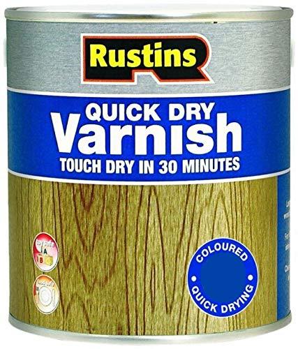 Rustins VSDO1000   Barniz madera interiores   Secado