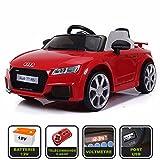Best Audi enfants voitures électriques - Cristom Voiture de Sport électrique 12V pour Enfant Review
