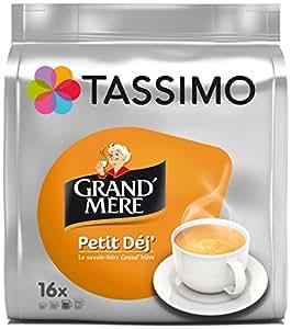 Tassimo Caf Ef Bf Bd De Grand M Ef Bf Bdre