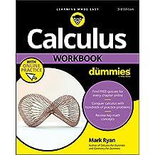 Calculus Workbook For Dummies