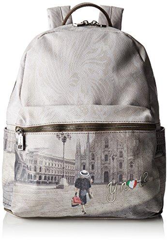 YNOT i-381, Borsa a Zainetto Donna, 30 x 39 x 15 cm (W x H x L) Multicolore (Fashion Shopping)