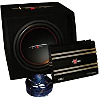 Excalibur - BasspackX1 (boombox/amplificatore/set cavi)