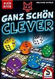 Ganz schön clever - Grundspiel - Brettspiel | DEUTSCH | nominiert zum Kennerspiel 2018