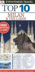 DK Eyewitness Top 10 Travel Guide: Milan & the Lakes by Reid Bramblett (2009-04-01)