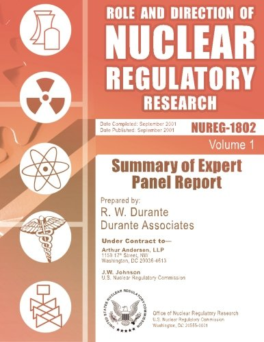 Role and Direction of Nuclear Regulatory Research