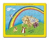 Die Arche Noah und der große Regen: Bibel-Puzzle