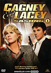 Cagney & Lacey: Complete Season 2 (1982 - 1983) (Region 2) (Import)