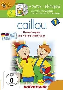 Caillou 1 Dvd/CD Bundle [Import allemand]