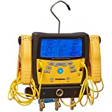 fieldpiece sman3603-Port-Digitale Monteurhilfe mit Micron Gauge