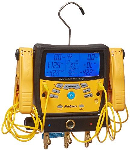 fieldpiece sman3603-Port-Digitale Monteurhilfe mit Micron Gauge -