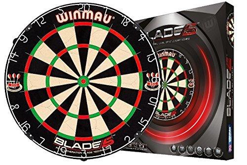Winmau Steeldartboard Blade IV, beige/schwarz, 3006 - 2