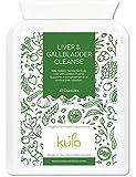 Liver Cleanse Support Supplement - 60 Capsules - Herbal Liver & Gallbladder Detox