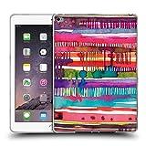 Head Case Designs Offizielle Ninola Lineen Wasserfarben Soft Gel Hülle für iPad Air 2 (2014)