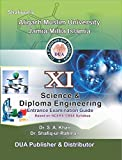 #1: XI Science and Diploma Entrance Guide