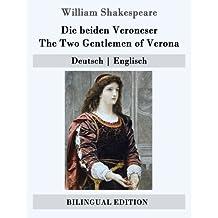 Die Beiden Veroneser The Two Gentlemen Of Verona Deutsch