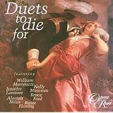 Duets to die for - Duett-Arien