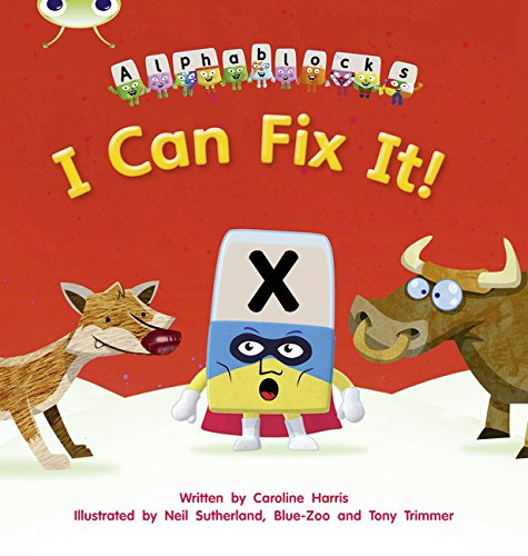 I Can Fix it! (Phonics Bug)
