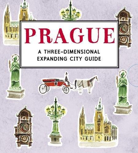 Preisvergleich Produktbild Prague: A Three-Dimensional Expanding City Guide (City Skylines)