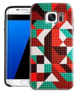 PrintFunny Designer Printed Case For Samsung Galaxy S7 Edge