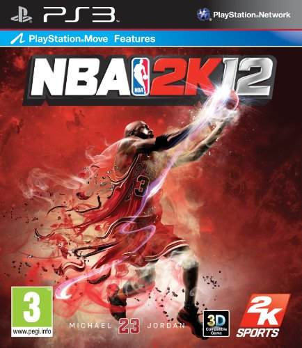 NBA 2K12 Game (Move Compatible) PS3 [UK-Import]