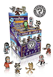 Funko: Guardians of the Galaxy: Mystery Minis