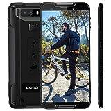 CUBOT Quest Smartphone 4G Android 9.0, 5,5 '', Télephone Portable debloqué incassable 4Go+64Go, Double SIM, NFC, 4000mAh IP68...