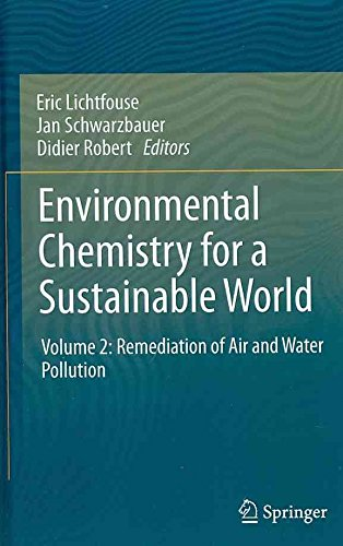 [(Environmental Chemistry for a Sustainable World: Remediation of Air and Water Pollution Volume 2)] [Edited by Eric Lichtfouse ] published on (December, 2011)