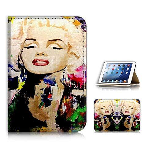 Displayschutzfolie für iPad Mini 4 / Generation 4, Marilyn Monroe ()