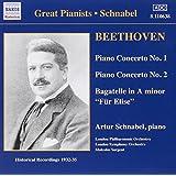 "Beethoven: Piano Concerto Nos. 1 & 2; Bagatelle in A minor ""Für Elise"""