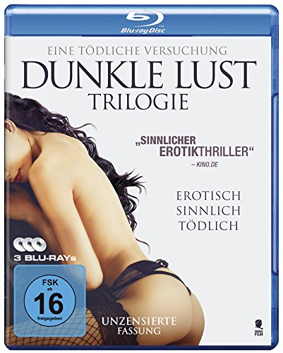 Dunkle Lust Trilogie (3 Disc-Set) [Blu-ray]