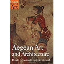 Aegean Art and Architecture (Oxford History of Art (Paperback))